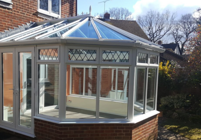 Conservatory Feature